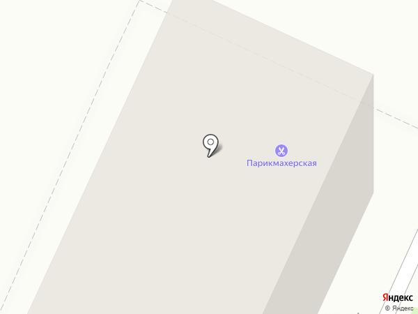 Парикмахерская на карте Стерлитамака