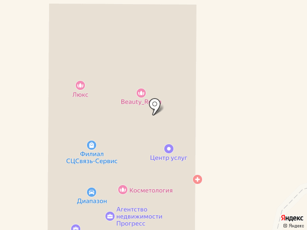 Оздоровительный кабинет на карте Салавата