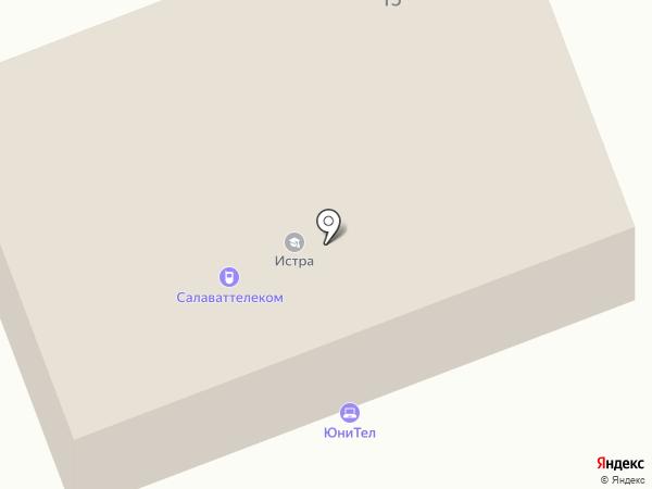 Росгосстрах-Жизнь на карте Салавата