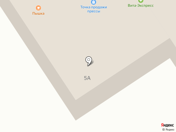 Байрам на карте Чесноковки