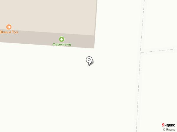 Фармленд на карте Салавата