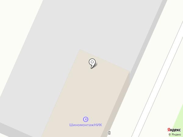 ШиномонтажНИК на карте Стерлитамака