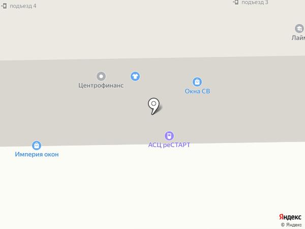 Серебряная нить на карте Салавата