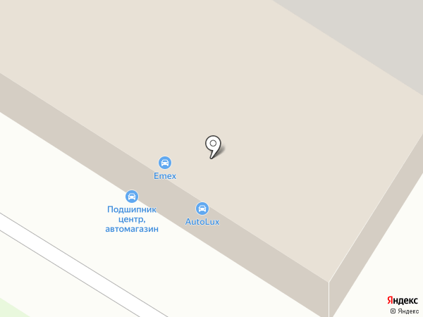 AutoLux на карте Стерлитамака