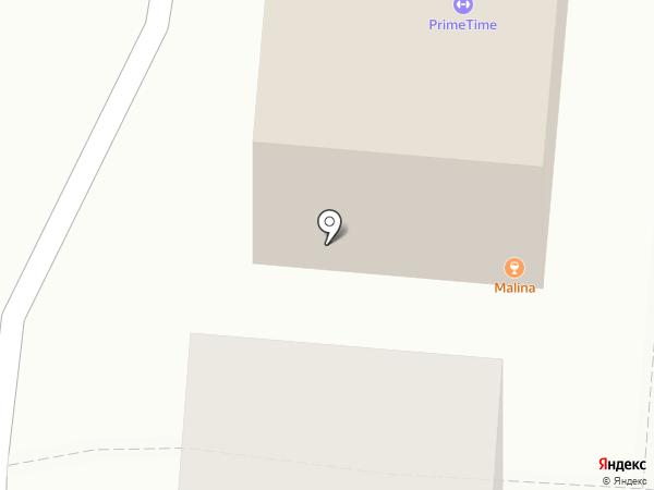 Уралочка на карте Салавата
