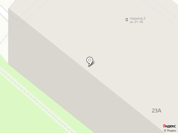 Участковый пункт полиции на карте Перми