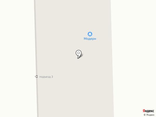 Модерн на карте Салавата
