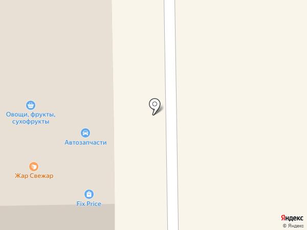 Очаг на карте Салавата