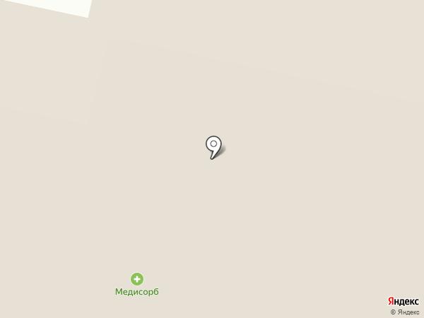 Медисорб на карте Перми