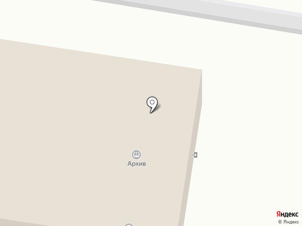 Стерлитамакский таможенный пост на карте Стерлитамака