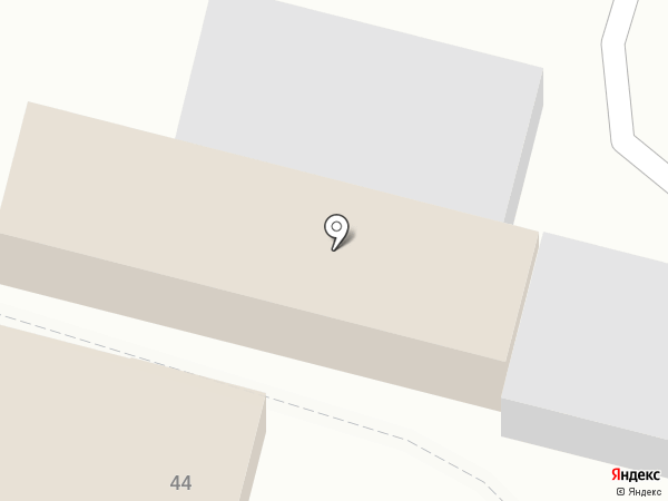 Автосервис на ул. Аксакова на карте Уфы