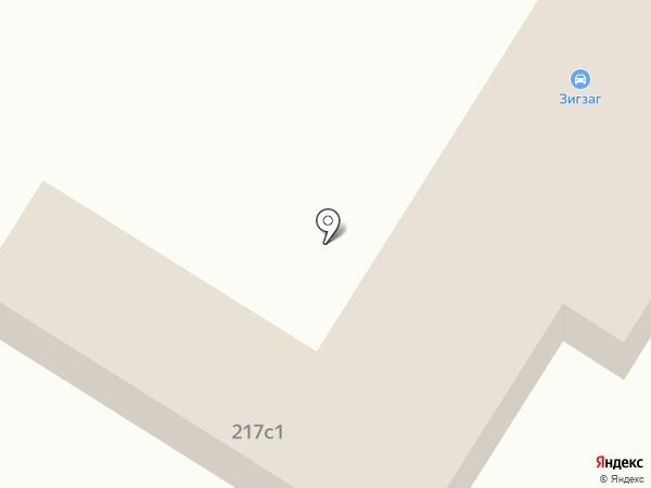 Шарм-Авто на карте Стерлитамака