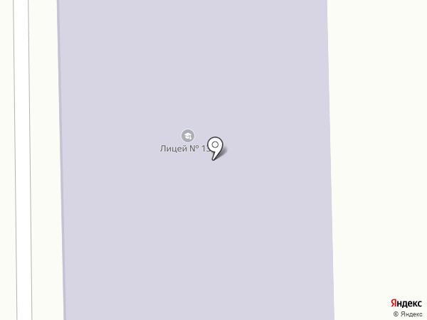 Профессиональный лицей №133 на карте Салавата