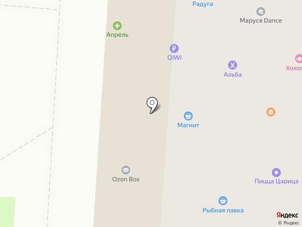 СтоЛото на карте Салавата