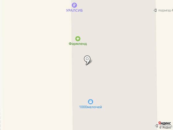 Максавит на карте Салавата