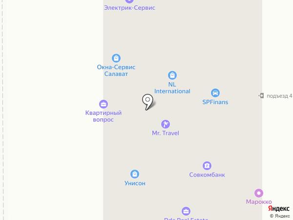 Срочная Финансовая Помощь на карте Салавата
