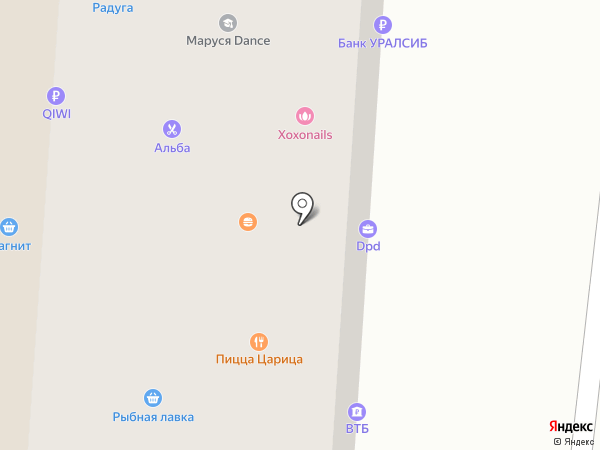 Планета детства на карте Салавата