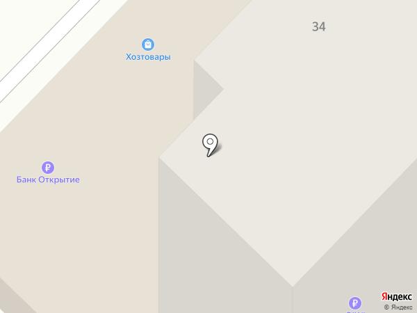 Крепёж на карте Салавата