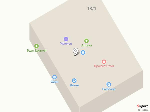 Потолочный Спецназ на карте Чесноковки