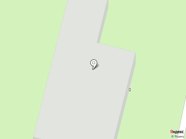Закамское кладбище на карте Перми