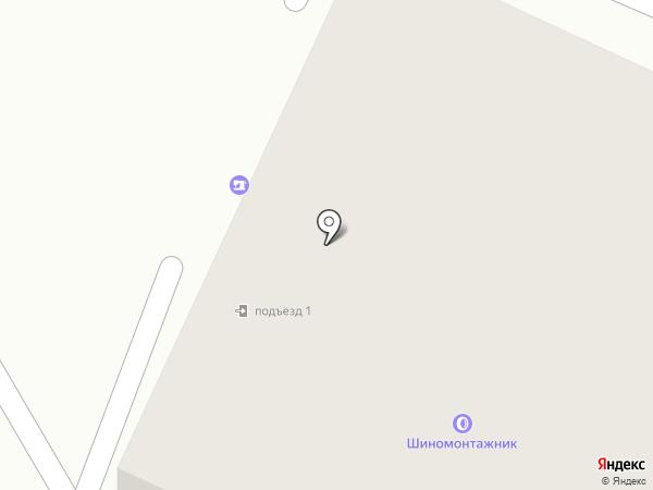 Армада-Стр на карте Стерлитамака