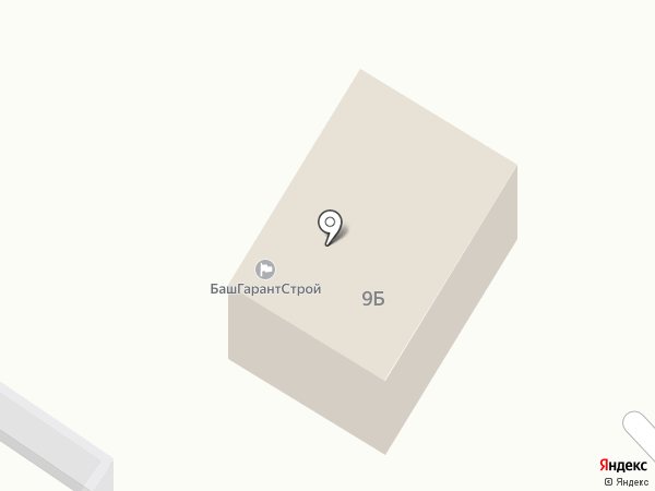Автостоянка на карте Стерлитамака