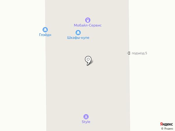 ИТ Романов на карте Салавата