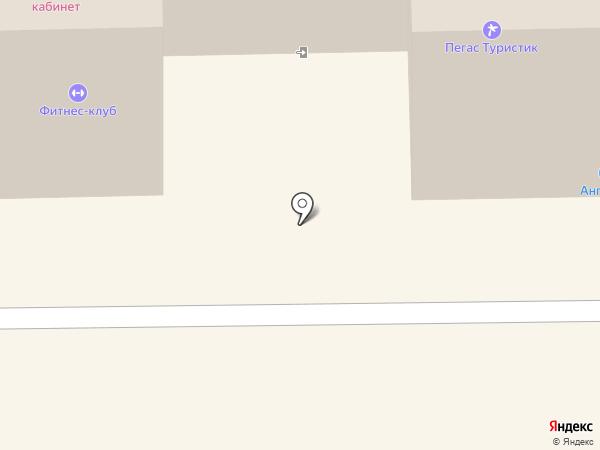 ТриЯ на карте Салавата
