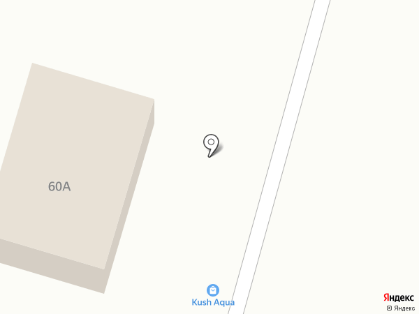 Пивмаг на карте Уфы