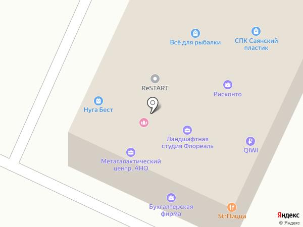 MiLadi.club на карте Стерлитамака
