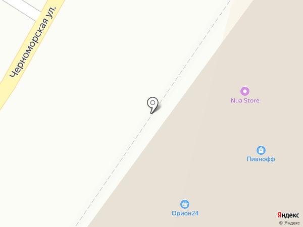 Рощинский оптовый склад на карте Стерлитамака