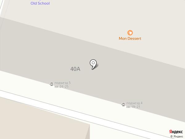 Сервис на карте Уфы