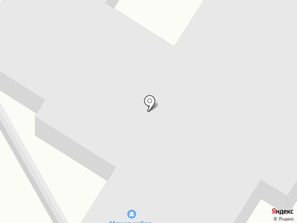 Нале-мебель на карте Перми