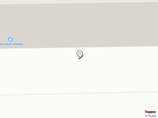 Нотариус Исаева Т.Н. на карте Салавата