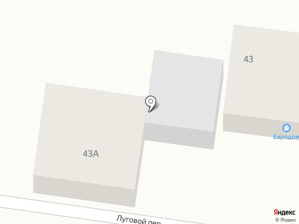ЕВРОТЕК на карте Уфы