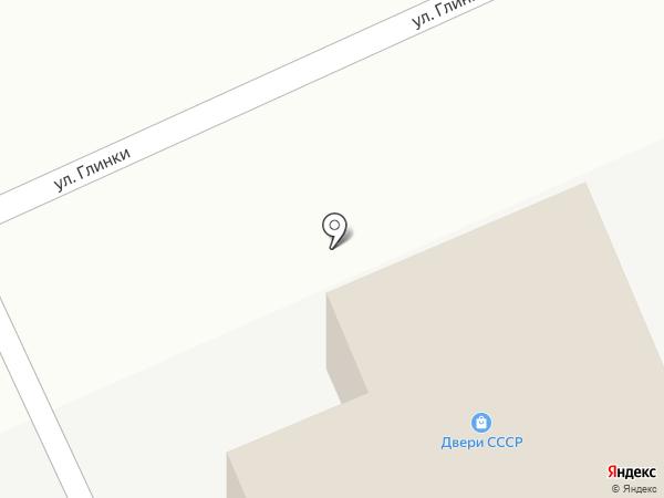 Магазин-склад шторных карнизов на карте Стерлитамака