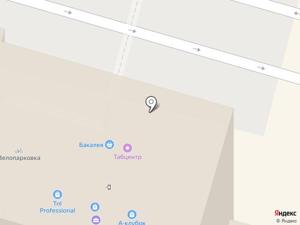 SVERDLOFT на карте Уфы