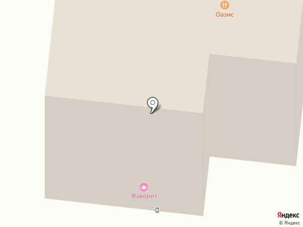 Фаворит на карте Стерлитамака