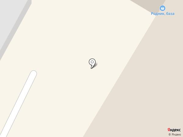 Оптово-розничный магазин на карте Стерлитамака