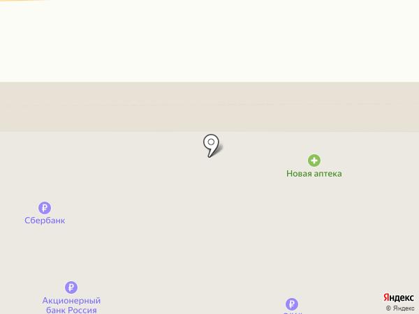 Магнит Косметик на карте Салавата