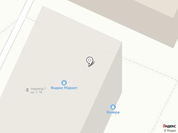 Венера на карте Стерлитамака