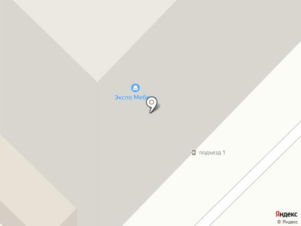 Афарин на карте Салавата