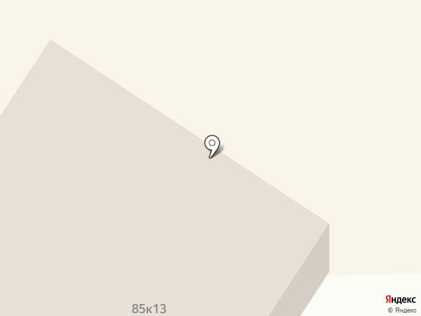 Карламанское, ПО на карте Стерлитамака