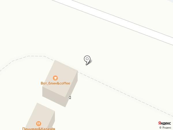 Вот блин на карте Стерлитамака