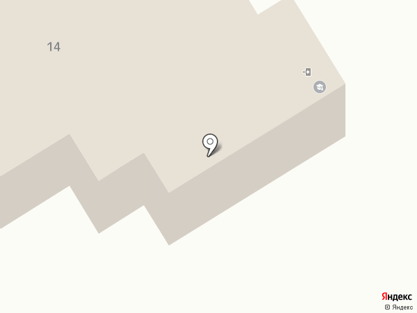 Магнит косметик на карте Култаево