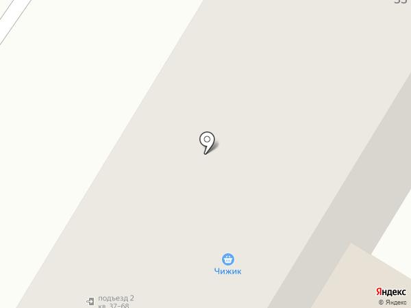 Автомаркет на карте Стерлитамака