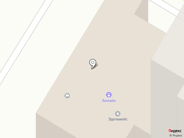 ЧЕЛНЫ-БРОЙЛЕР на карте Стерлитамака