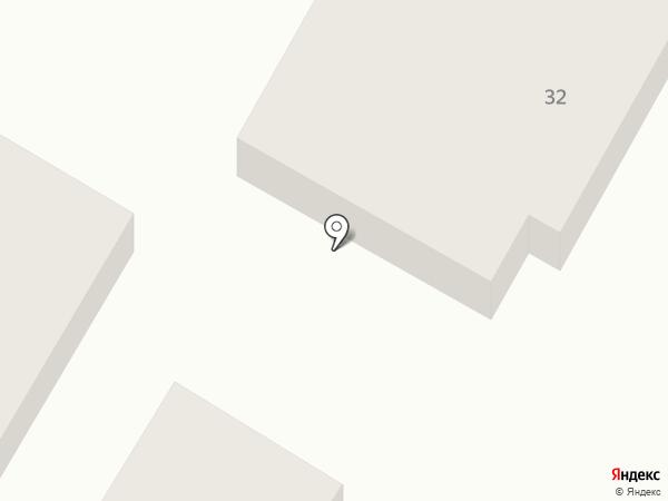 Магазин автозапчастей для ГАЗели на карте Стерлитамака
