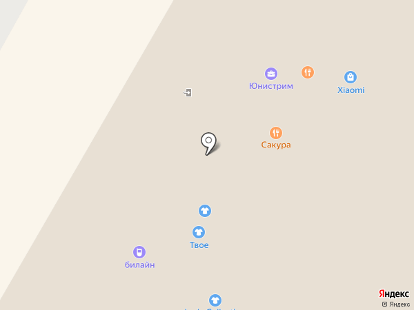 OGGI на карте Стерлитамака