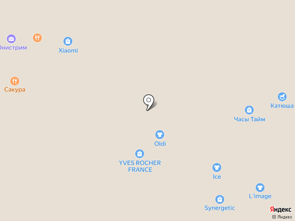 Yves Rocher на карте Стерлитамака